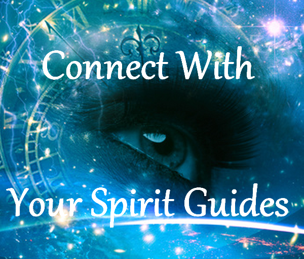 Connect With Your Spirit Guides Guided Meditation | Intuitive Journal