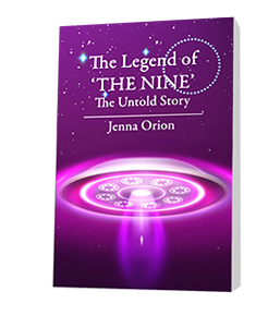 The Legend of 'The Nine' by Jenna Orion