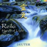 Reiki Hands of Light Meditation CD
