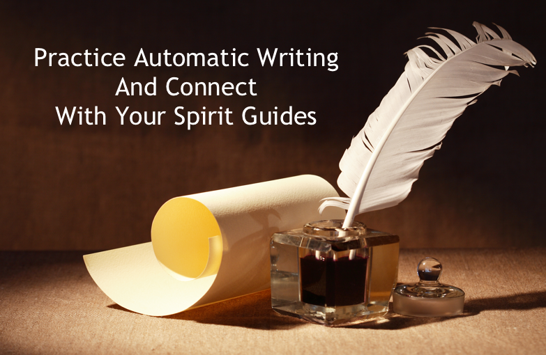 practice automatic writing