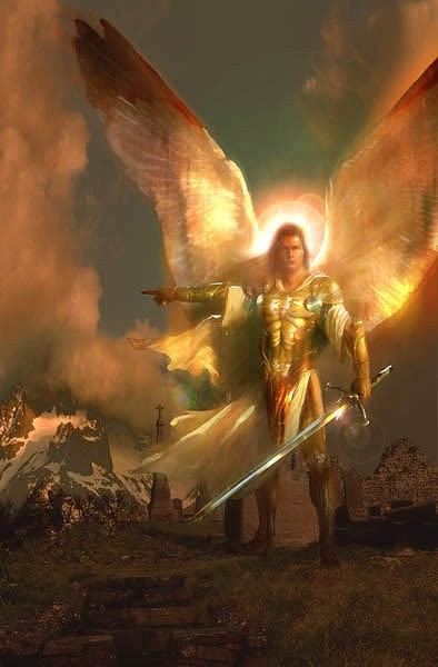 Image of Archangel Michael