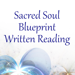 Sacred Soul Blueprint Written Reading