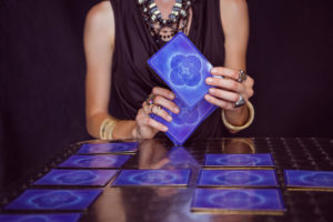 Personal Power Oracle Card Reading