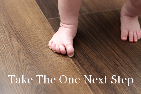 the one next step