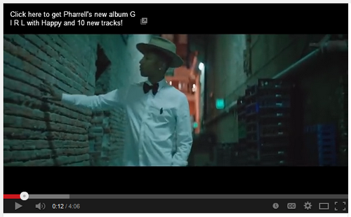 Pharrell Williams Happy Video - How to raise your vibrational state