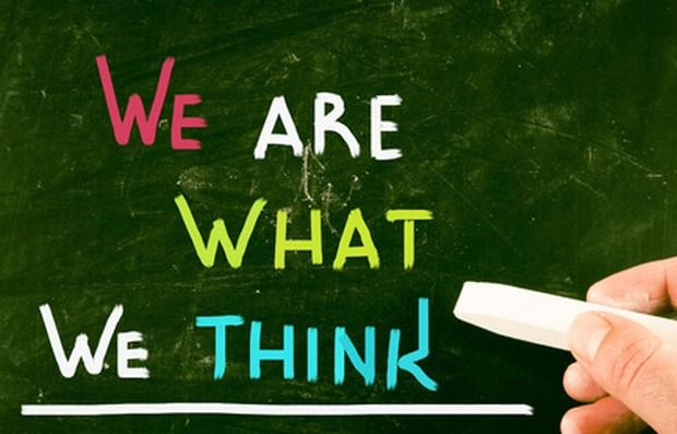 we are what we think - busting through negative beliefs