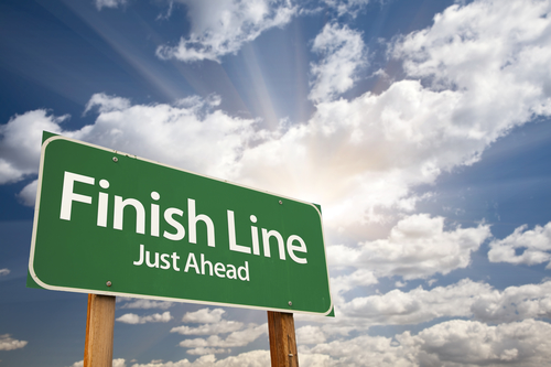 finish line - complete psychic training programs
