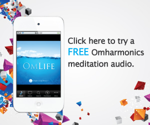 Omharmonics free meditation audio