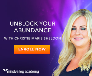 Unlock Your Abundance - Christie Marie Sheldon
