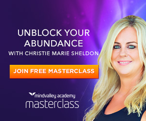 Christie Marie Sheldon Unlimited Abundance