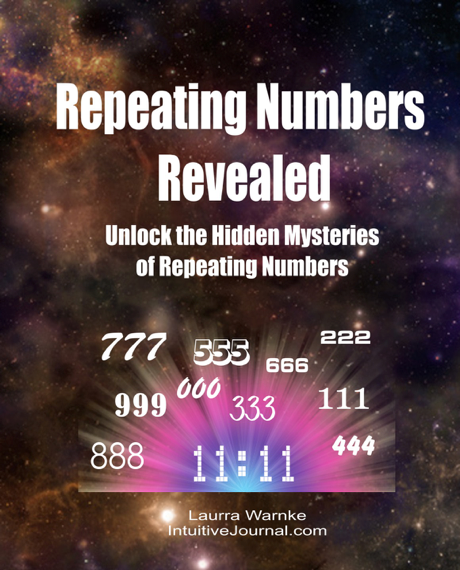 Repeating Numbers Revealed E-Book Cover