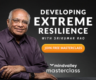 Srikumar Rao Develop Extreme Resilience