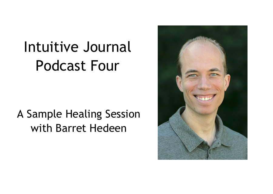 Barret Hedeen Energy Healing Session