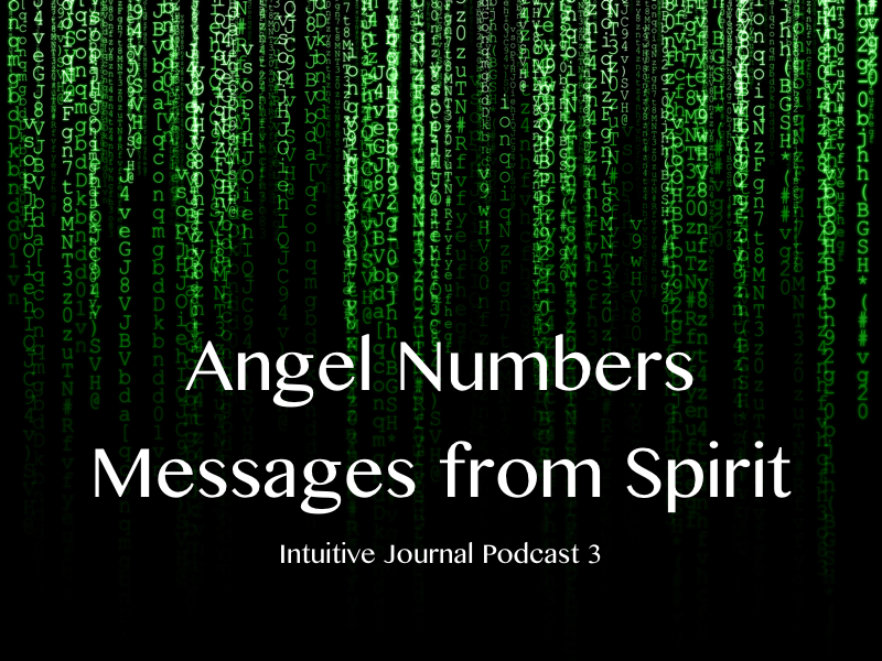 angel numbers - messages from spirit