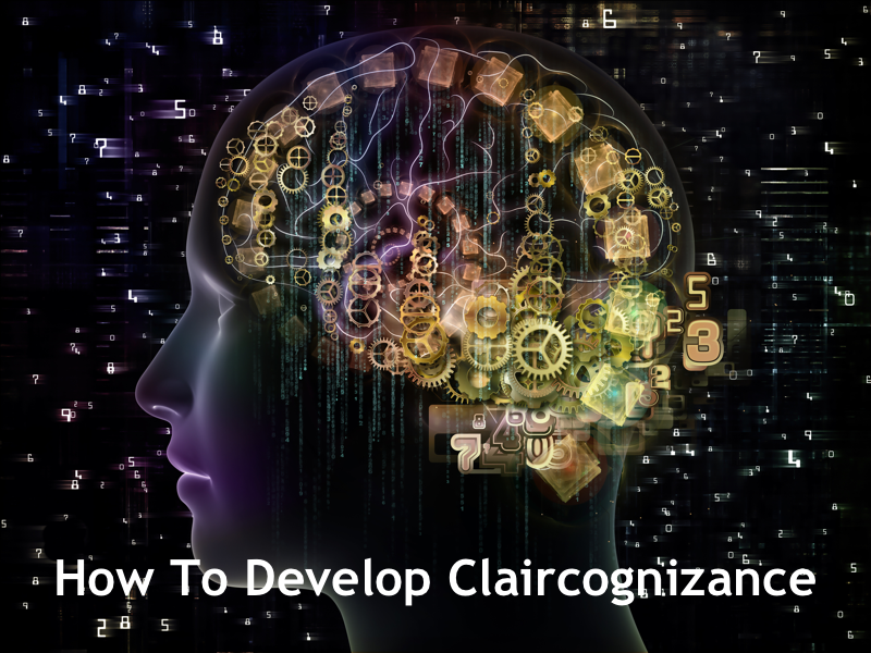 how to develop claircognizance
