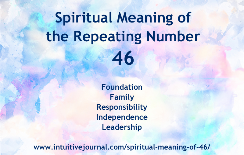 spiritual meaning of 46